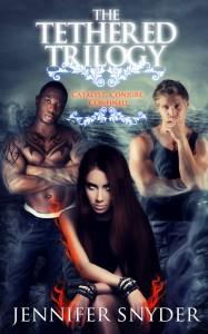 Tethered trilogy small - Jennifer Snyder