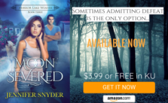 New Release: Moon Severed (Mirror Lake Wolves – Book Three)…